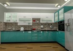 New Ideas Kitchen Interior Design Ikea Kitchen Room Design, Luxury Kitchen Design, Home Design, Home Decor Kitchen, Kitchen Furniture, Kitchen Interior, Kitchen Designs, Kitchen Wardrobe Design, Ikea Kitchen