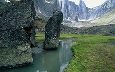 Nahanni Nationaal Park, Canada