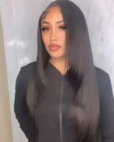 Black Hairstyles With Weave, Nice Hairstyles, Frontal Hairstyles, Goddess Hairstyles, African Braids Hairstyles, Baddie Hairstyles, Black Girls Hairstyles, Weave Hairstyles, Straight Hairstyles