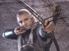 Legolas  -- centuries look great on this Elf Lord.  The archery master who joined the Fellowship after the Council of Elrond