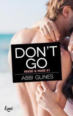 Couverture du livre : Reese et Mase, Tome 1 : Don't go