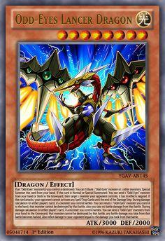 Odd-Eyes Lancer Dragon Yugioh by yeidenex on DeviantArt Yu Gi Oh, Yugioh Dragon Cards, Yugioh Dragons, Everyday Life With Monsters, Yugioh Collection, Yugioh Monsters, A Hat In Time, Monster Cards, Xenoblade Chronicles