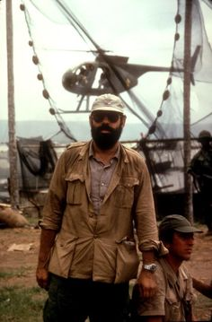 BROTHERTEDD.COM - jubal666: Francis Ford Coppola Great Films, Good Movies, Apocalypse Now Redux, Photos Rares, War Film, Cinema Film, Francis Ford Coppola, Hollywood Boulevard, Film Studies