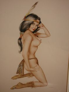 *Pocahontas...Vargas