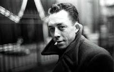 Camus fotografato da Henry Cartier Bresson