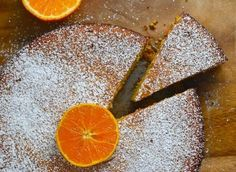 Low-Carb Desserts: Clementine Almond Cake