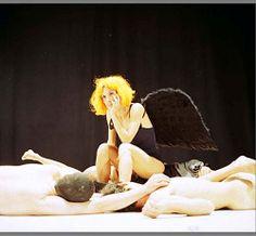 """""""I sette a Tebe""""  by Michela Lucenti. #Dance. VIE Scena Contemporanea #Festival 2006"""