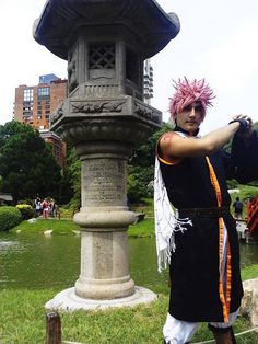 Agustin(azo) Natsu Dragneel Cosplay Photo - Cure WorldCosplay