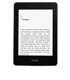 Whether you're going on a long flight this holiday season or just looking to kick back with your favorite book, the new Kindle Paperwhite weighs 7.3 oz, has eight weeks of battery life, and features a new high-contrast display and built-in light, making it easy to read on a bright, sunny beach, or in the comfort of your bed at night. $119.