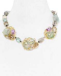 Alexis Bittar Spring 2013 Necklace...ALSO why aren't you on sale yet? $595, no way.