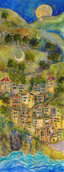Jill Louise Campbell (Salt Spring Island)-Italy Collection - jlcgallery