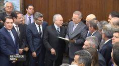 Senado recebe nova meta fiscal do governo