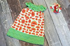 Wacky Watermelon Dress:  we're practically giving it away for just $10.80 with a share this week only!