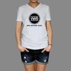 WMB women T-shirt