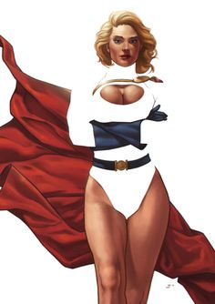 Power Girl by deu-O on DeviantArtYou can find Comics girls and more on our website.Power Girl by deu-O on DeviantArt Power Girl Comics, Power Girl Dc, Dc Comics Characters, Dc Comics Art, Dc Comics Girls, Marvel Girls, Marvel Dc, Univers Dc, Comics Universe