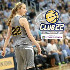 """""""Club 22"""" Lauren Hill, Beacon Of Hope, Never Give Up, Interview, Club"""