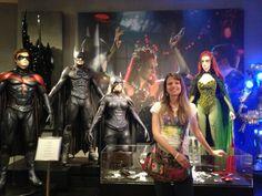 BlogInspirando | Marketing Digital com Criatividade: Melhores fotos da exposição - 75 anos de Batman