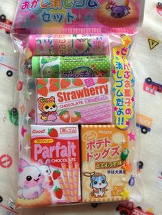 Sometimes, we are so attracted by the Japanese Sweet Wrappers and Packaging even before we taste it!!