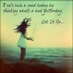 Let it go....