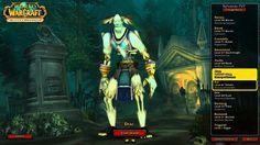 World of Warcraft 5.3 Account Presentation