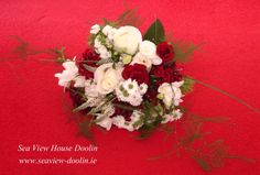 Carnation and Rose Bouquet