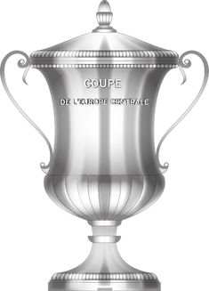 Mitropa Cup.svg Football Trophies, Image Foot, Trophy Cup, Trophy Design, Hurricane Glass, Graphic Design Art, Real Madrid, Fifa, Soccer