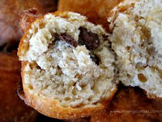 The Inner Gourmet: Mom's Gulgula (Banana fritters)