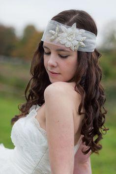 Eleganter Haarschmuck für die Braut   Friedatheres