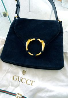 18813b3c96528f sale vintage purse HORSE RARE GUCCI rare gold by DIVINEFIND2013, $397.99  Hermes Handbags, Coach