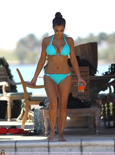 Okay, so I want Kim Kardashian's bikini collection.