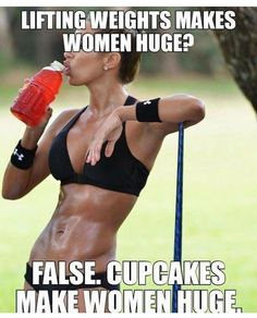 Lol!!! Damn no more cupcakes for Tam