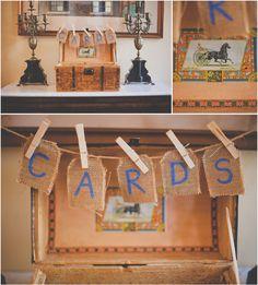 DIY card box    hazelwoodphoto.com