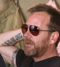 Kiefer Sutherland - Tattoos.net