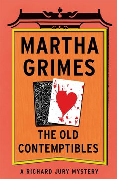 Amazon.com: The Old Contemptibles (A Richard Jury Mystery) eBook: Martha Grimes: Kindle Store