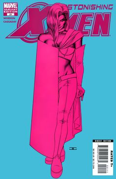 Astonishing X-Men #21 (Variant Cover) - Written by Joss Whedon, Art by John Cassaday