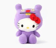 """Ugly Doll x Hello Kitty 7"""" Plush: Trunko"""
