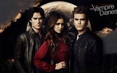 The Vampire Diaries! You Belong in THE VAMPIRE DIARIES. You love the blood, suspense and vampires and can't get enough of characters Vampire Diaries Stefan, Vampire Diaries Quiz, Vampire Diaries Poster, Vampire Diaries Wallpaper, Vampire Diaries Seasons, Vampire Dairies, Vampire Diaries The Originals, Paul Wesley, Nina Dobrev
