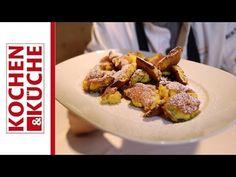 Kaiserschmarrn | Kochen und Küche Baked Potato, Dessert, Sprouts, Potatoes, Meat, Chicken, Baking, Vegetables, Ethnic Recipes