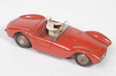 Dinky Toys, Maserati, France, 1:43, diecast,