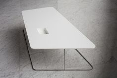 BROTHERS and SISTERS - DuPont™CORIAN® table No. 3