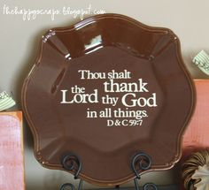 Thanksgiving Decor Vinyl on Platter The Effective Pictures We Offer You About Thanksgiving signs A q Thanksgiving Snacks, Thanksgiving Decorations, Thanksgiving Scriptures, Thanksgiving Vegetables, Thanksgiving Pictures, Thanksgiving Cocktails, Happy Thanksgiving, Fall Crafts, Holiday Crafts