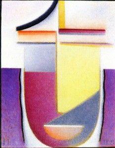 Abstract Head - by Alexei Jawlensky - 1927 6