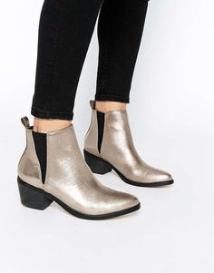 ASOS | RISKED IT Chelsea Boots #Asos #chelsea #boots
