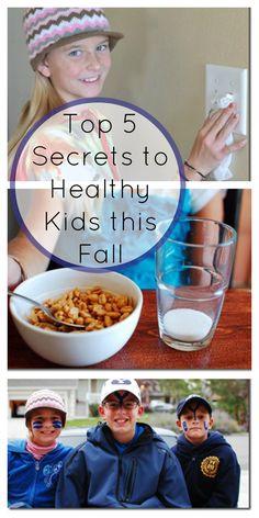 Top 5 Secrets to Hea