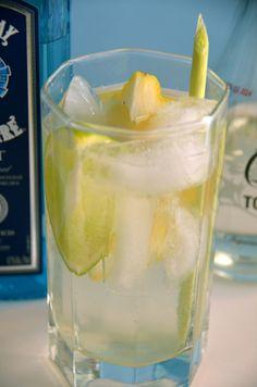Bombay Sapphire East Gin & Tonic