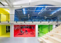 MVRDV Rotterdam office