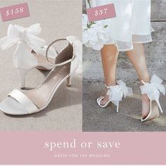 LIKEtoKNOW.it Wedding Shoes, Wedding Day, Bridal Heels, Bhldn, Pumps, Shopping, Beautiful, Fashion, Bhs Wedding Shoes