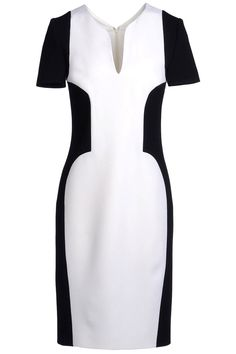 spring trend - high contrast dresses