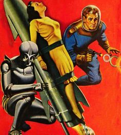 Earle Bergey - Captain Future's Challenge