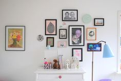 art wall | Mor til MERNEE: På mine vægge.....